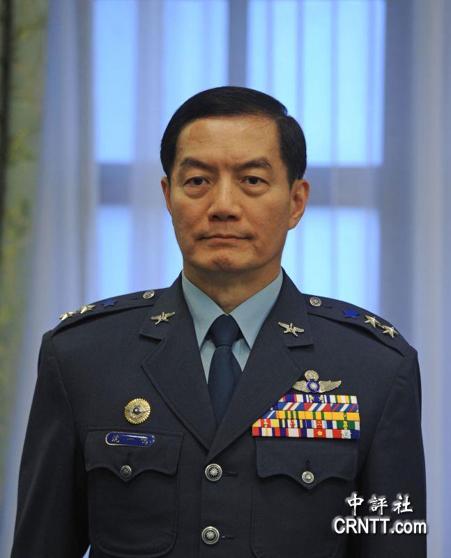 """馬英九主持""""國軍""""高階將領晉任(組圖)"""