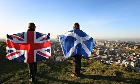 英國首相敦促蘇格蘭執政黨不再尋求獨立