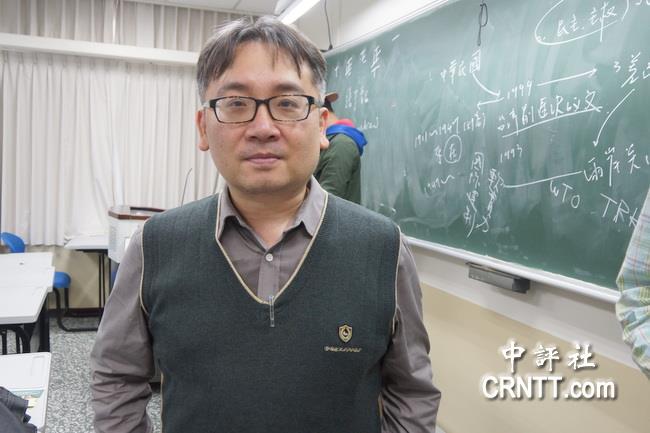張宇韶:美國處理朝鮮 臺海會起化學反應