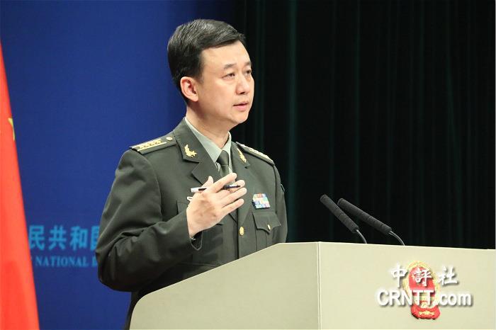 """中評關注:國防部稱搞""""臺獨""""就是死路一條"""