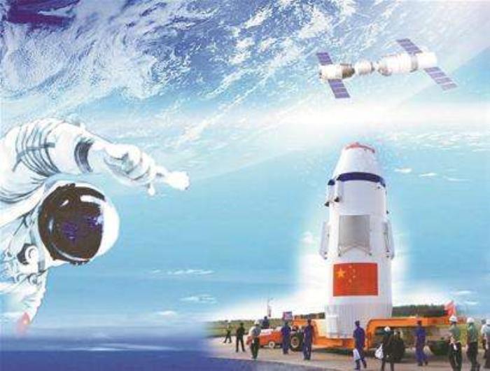 """瞄準""""太空經濟"""":中國多地發展航天產業"""