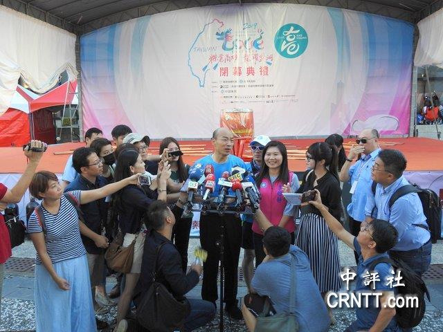 藍議員李雅靜:韓國瑜民調未拉抬起來甭擔心