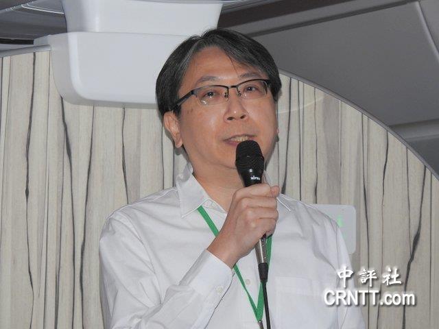 蔡明彥指蔡政府臺美關係處於極佳狀態