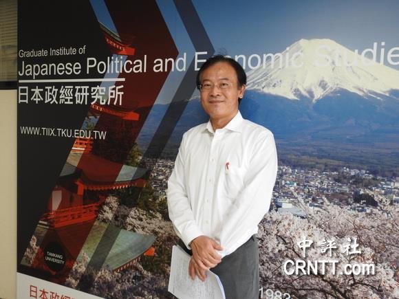 蔡錫勳:臺灣要小心發生美中代理人戰爭