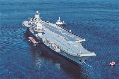 """俄開建""""直升機航母""""打造遠洋海軍"""