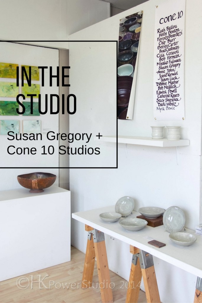 Susan Gregory Pottery Studio