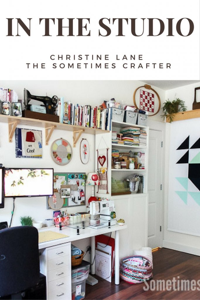 Christine Lane Quilter Sometimes Crafter