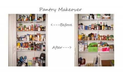 Spring Clean the Bath, Laundry and Pantry