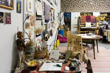 Weaver Selinde Lanier's Studio Sneak Peek:IMG_6478