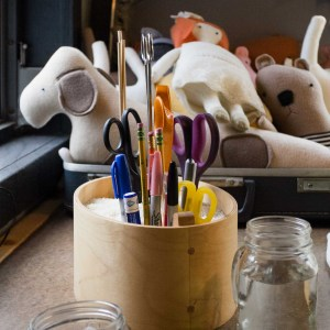 In the Studio with Finkelstein Center Toys