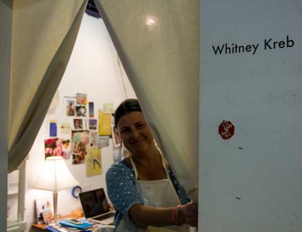 Inside the Studio with Whitney Kreb