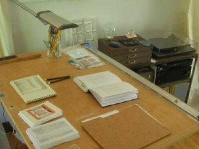 Works in progress & Alan's Journal