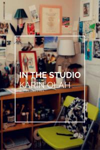 Karin's Studio Organizing Tips