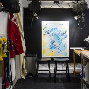 Art Studio Organization with Stephen Elliott Webb