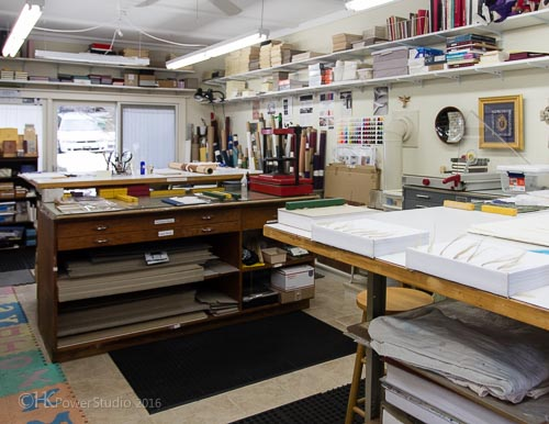 Azalea Bindery Studio