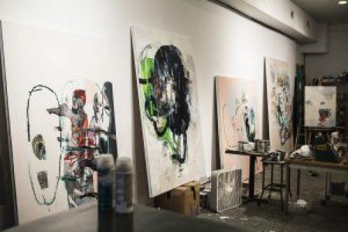 Tim Hussey Art Studio