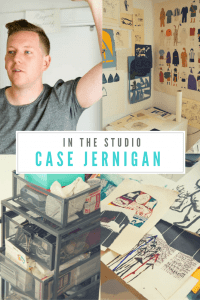 Case Jernigans Organized Spaces