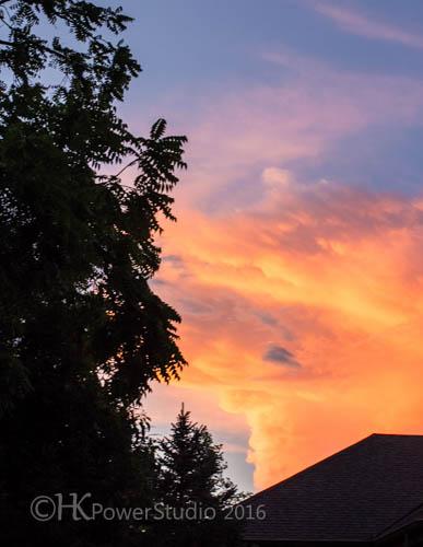 Arrowmont Sunset
