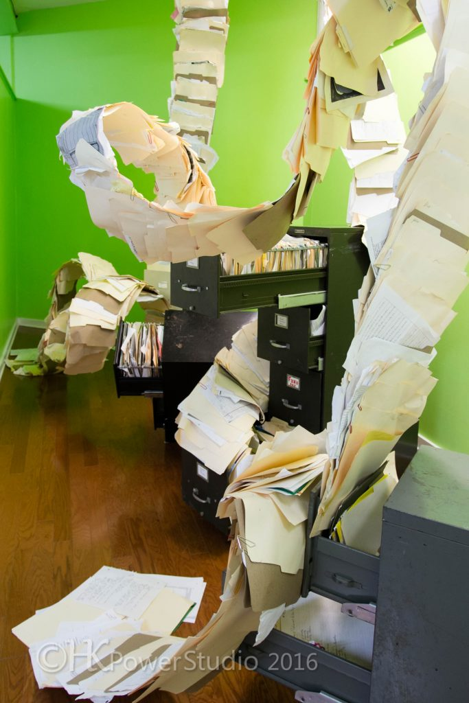 Creative filing systems
