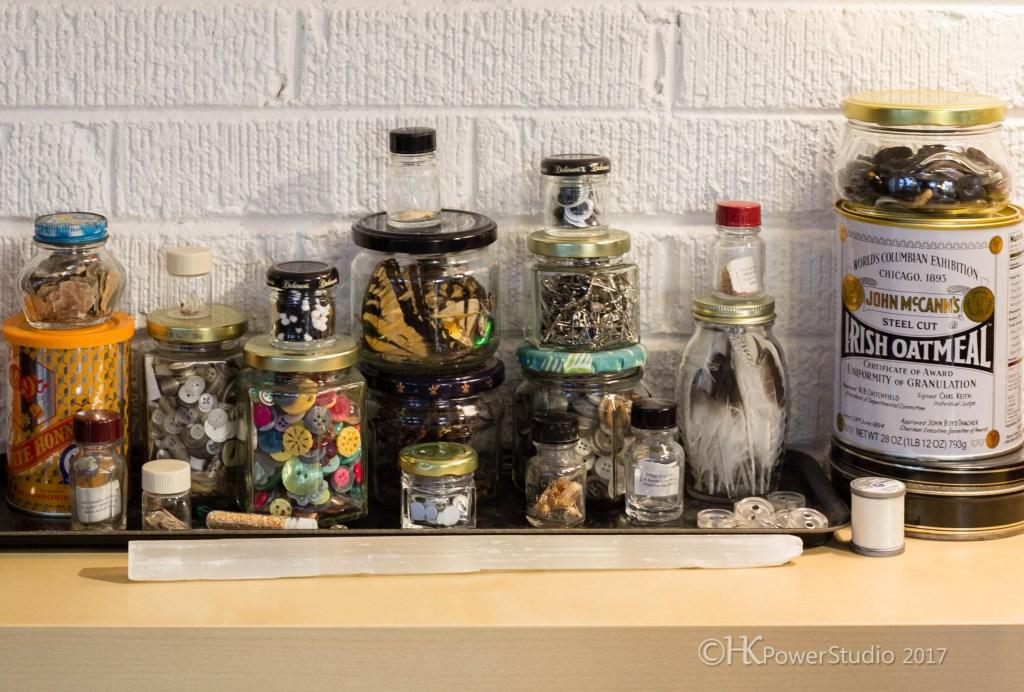 Jars, infinity Jars