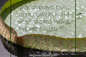How to be true to your extraordinary superpower!