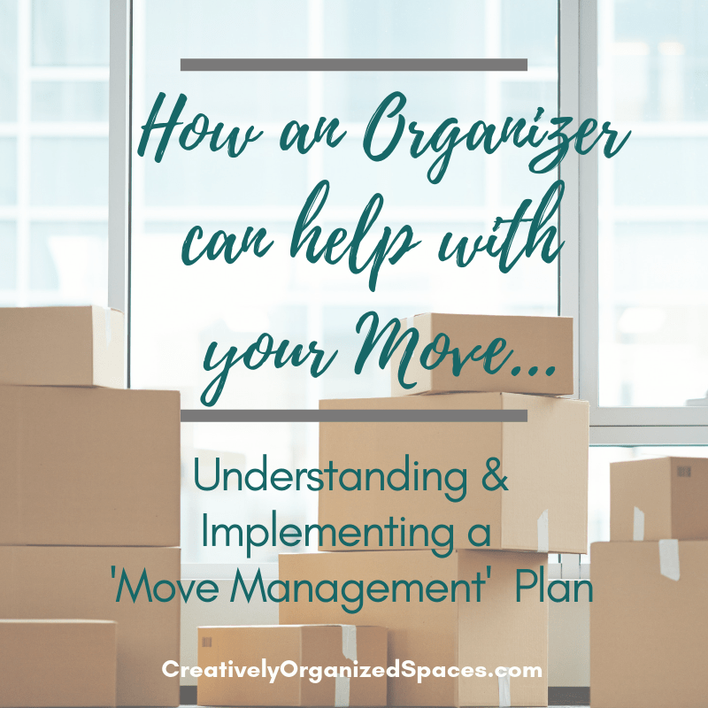 Organizing Move Management