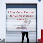 7 Top 'Good Excuses' for Using Storage Units