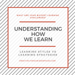 Understanding How we Learn