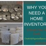 Why do I need a Home Inventory?