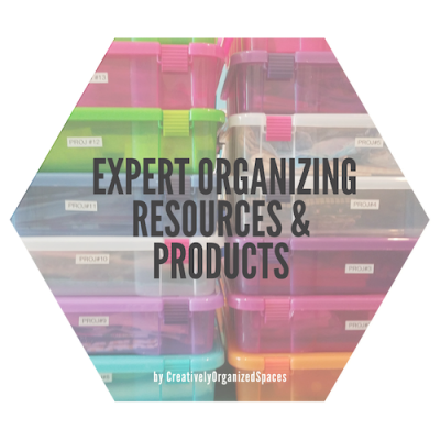 Organizing Resources & Products