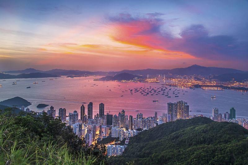【西高山】 - 香港人遊香港