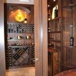 Custom Room Remodel into Wine Storage HKC 2011 v4