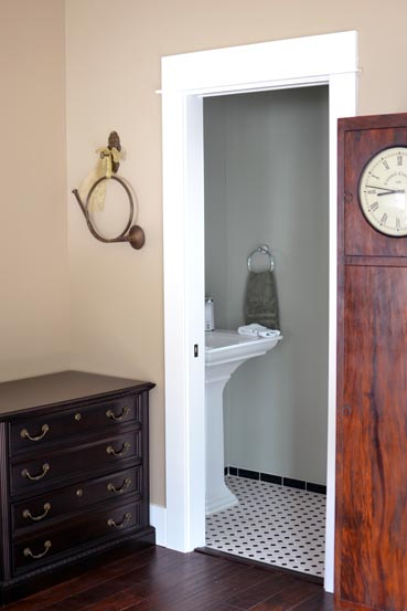 Pocket Door Half Bath Remodel-thumb