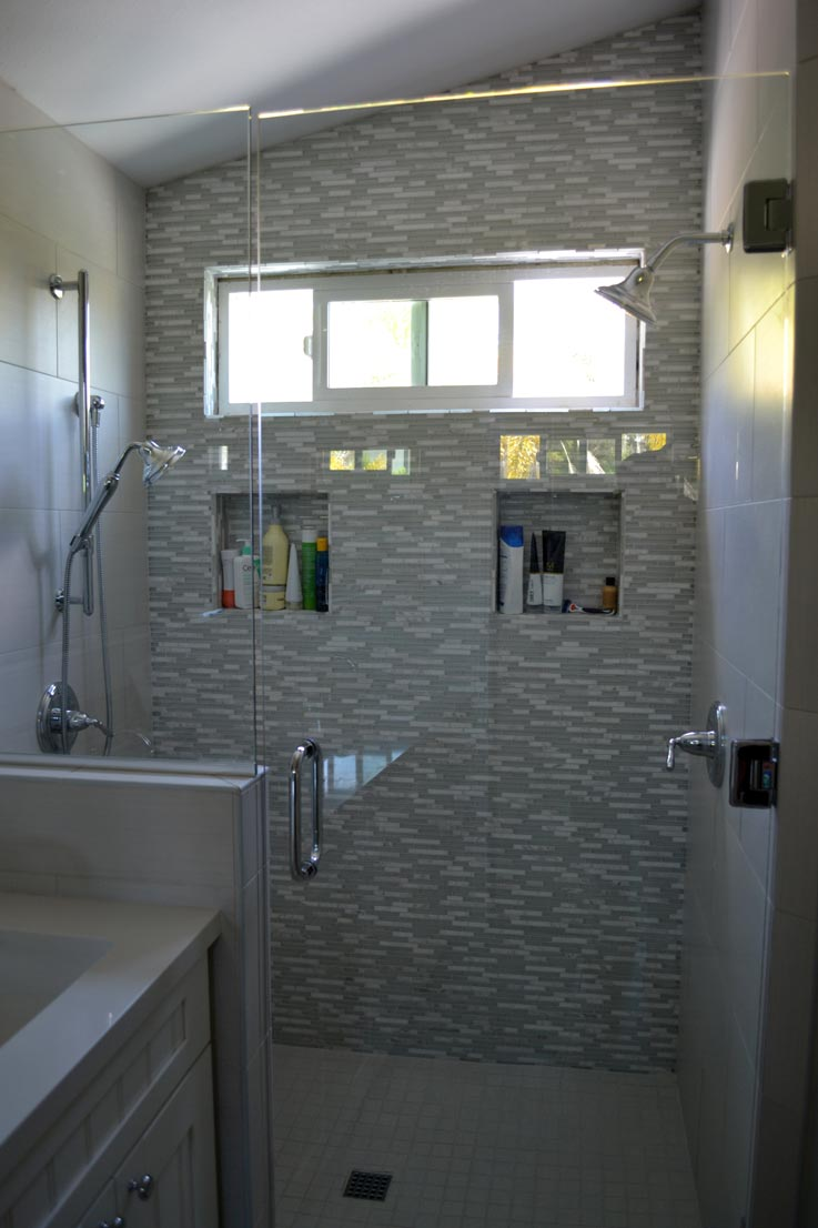 Shower Remodeling by HK Construction Carlsbad CA