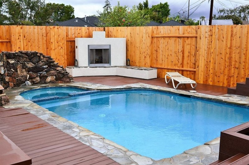 pool trex deck contractor poway