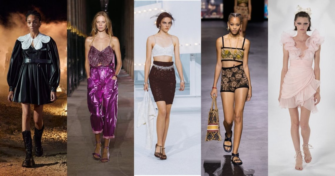 The 8 fashion trends for spring-summer 2021 - Hong Kong News