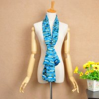 15 Fashion Chiffon Silk Scarf On sale