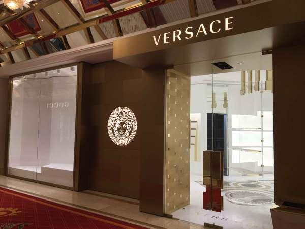Versace Store Wynn Palace Macau