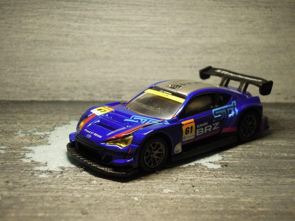 賽車狂迷 – Tomica Premium Subaru BRZ R&D Sport | HKTOYCAR 手推車