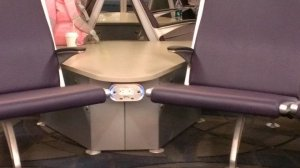 Seating with outlets