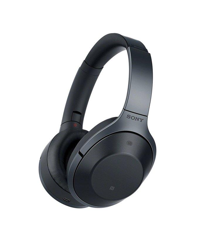 Sony - MDR-1000X 無線降噪藍牙耳罩式耳機 黑色