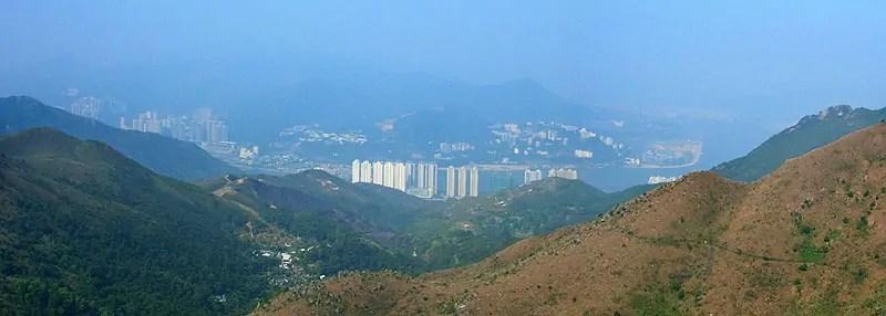 中級行山路線:西貢大金鐘 – 死火手記