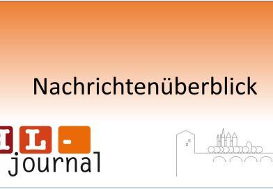 Nachrichtenüberblick – weniger Straftaten, neue Neumarkt, Alte Turnhalle Hadamar
