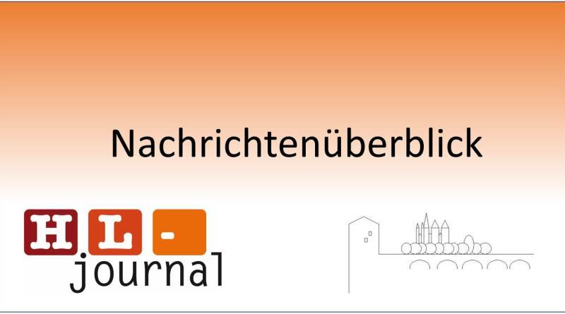Nachrichtenüberblick – Finanzen Vereine, Brückenneubau Elz,