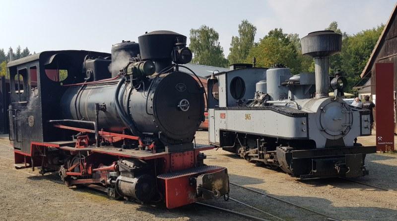 Feld- und Grubenbahn-Museum Fortuna