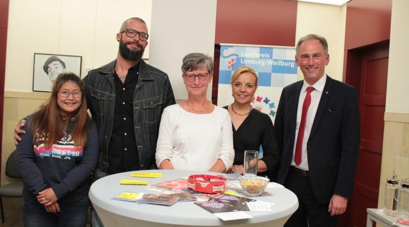 Landkreis Limburg Weilburg Ausstellung flucht und vertreibung