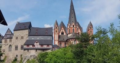 Unterwegs in der Region – Schloss Limburg