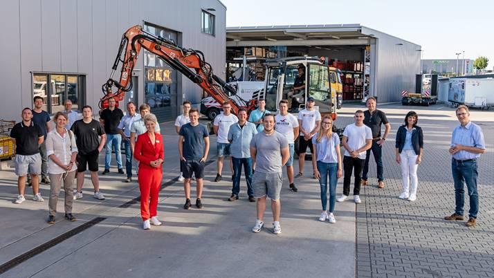 Bauunternehmen Albert Weil AG