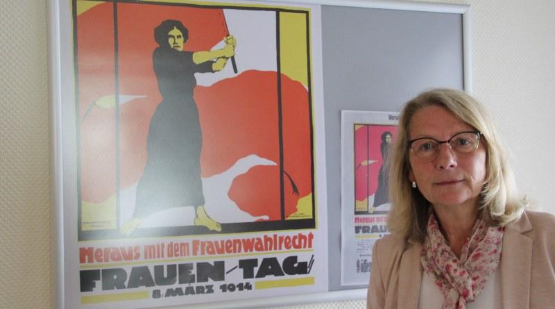 Kreisfrauenbeauftragte Ute Jungmann-Hauff