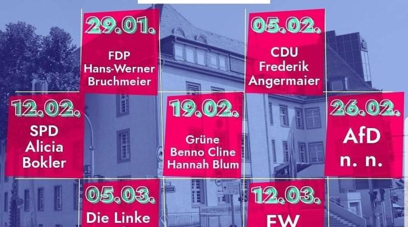 Klimatalk FFF Weilburg